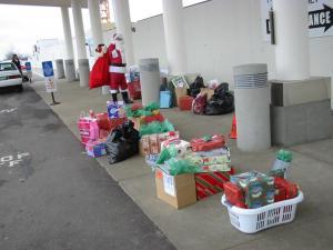 Holiday Charity 2004