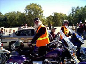 Bikers for Babies 2006