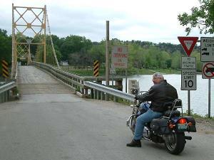 Lou Crossing Bridge
