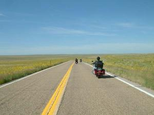 Crossing Kansas