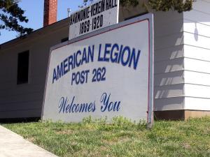 American Legion Post 262 in Augusta