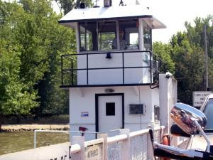 12. Ferry boat operator