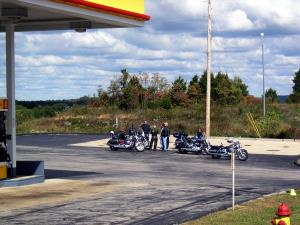 01. Rest stop at Hwys 21  A
