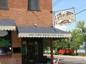 12. Lunch at Marquart's Landing