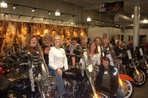 Ladies Garage Party 2012