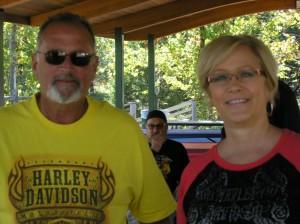 Dave & Rhonda
